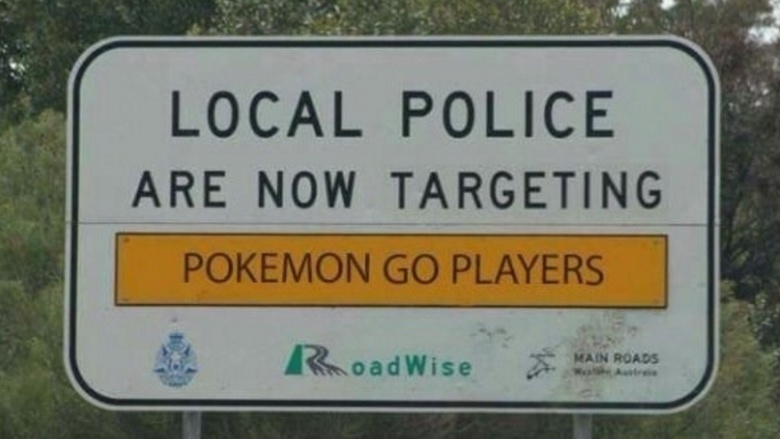 Pokémon Go - Caza furtiva