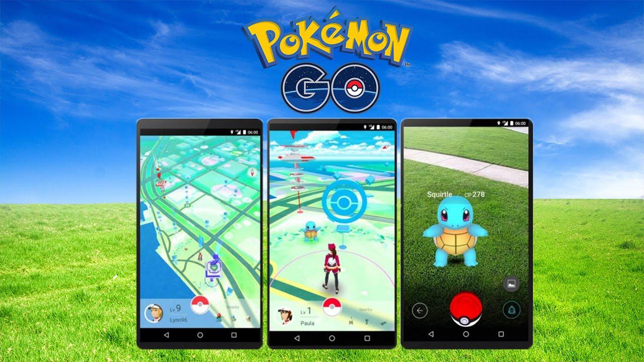 Pokémon Go ya es un fenómeno de masas