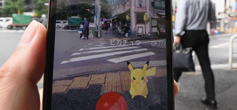 Pokémon GO Japón