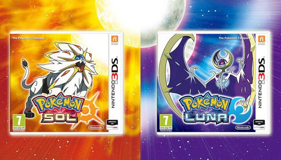 La generación definitiva de Pokémon llegará el 23 de noviembre