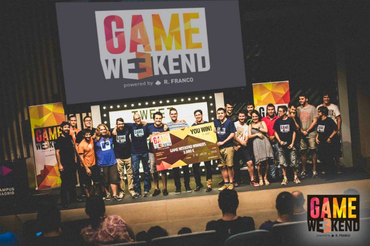 Primera edición de Game Weekend