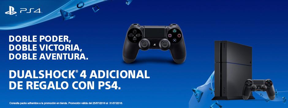 PS4 promoción