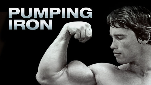 Pumping Iron documental
