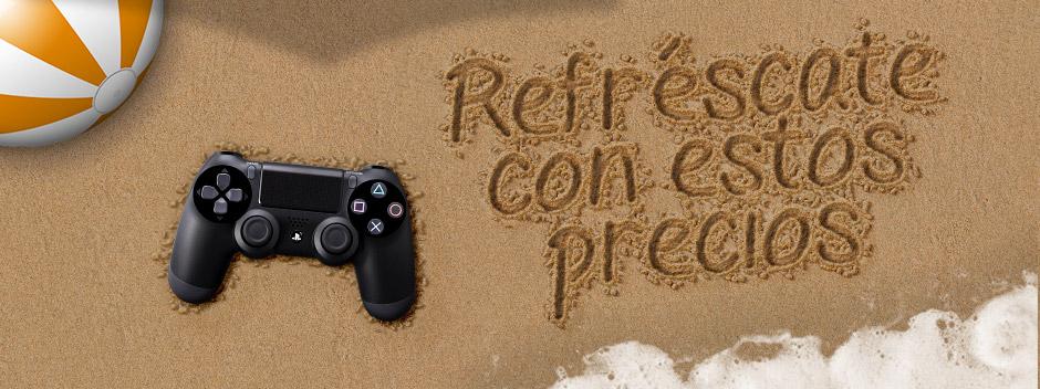 Rebajas juegos PS4
