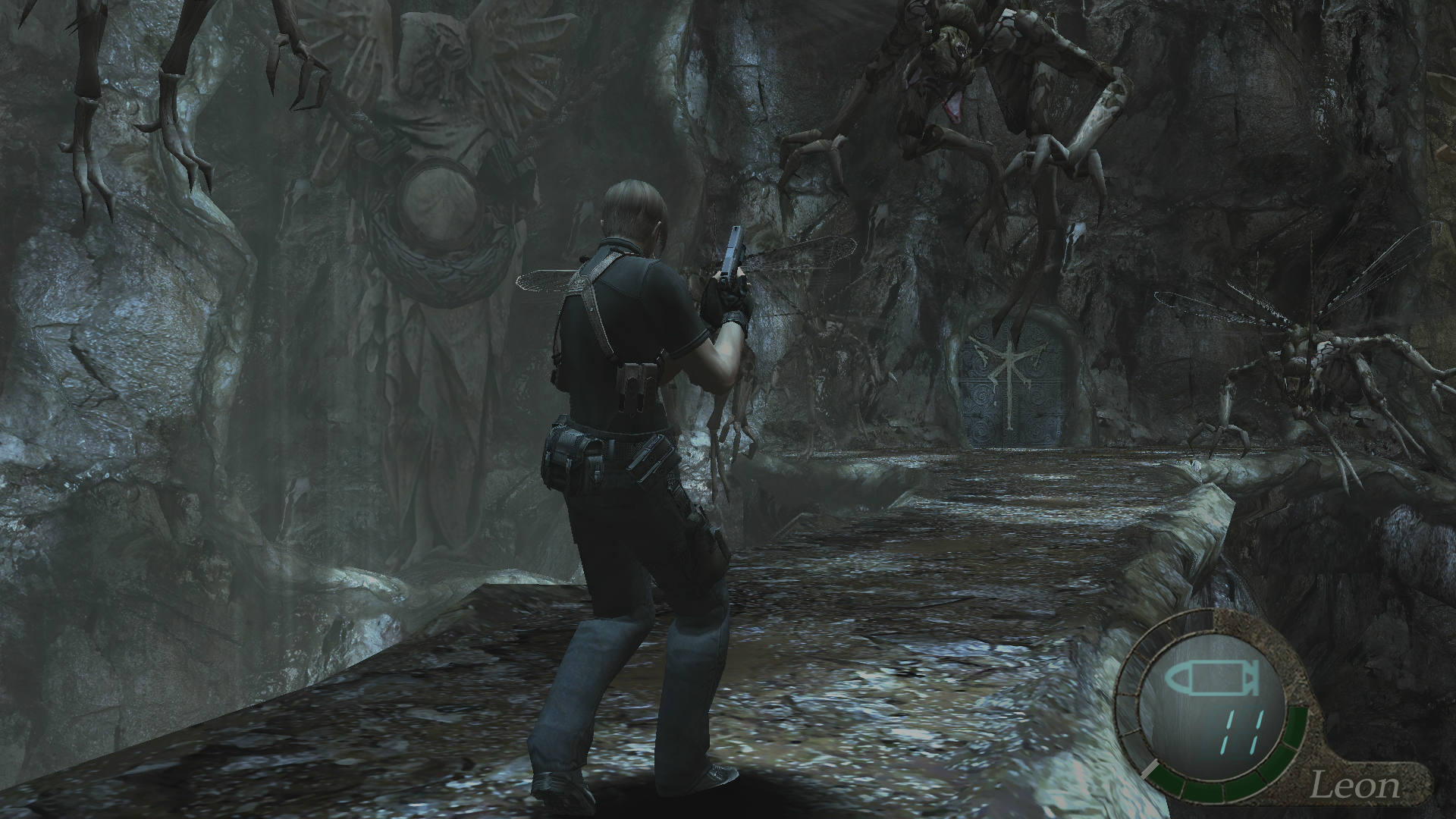 Resident Evil 4 PS4 Xbox One