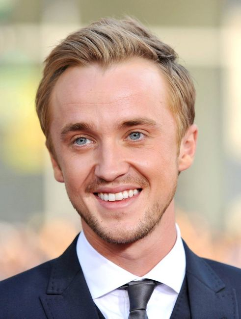 Retrato Tom Felton