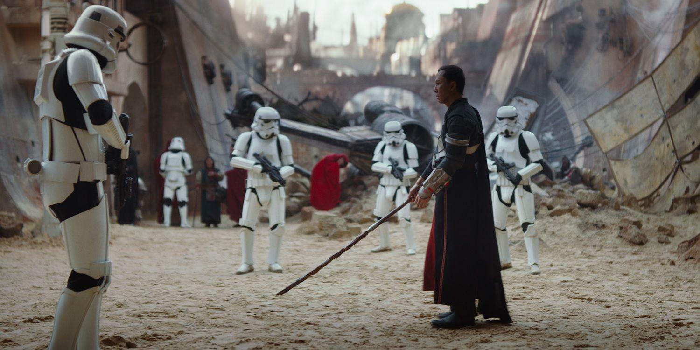 Star Wars Tráiler Rogue One