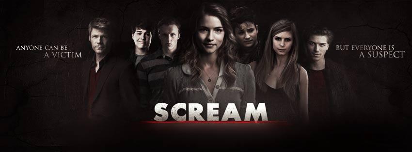 Las mejores series  de Netflix scream