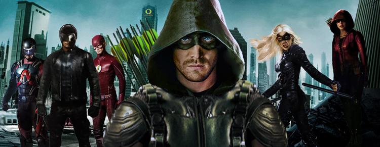 Serie de tv de Green Arrow