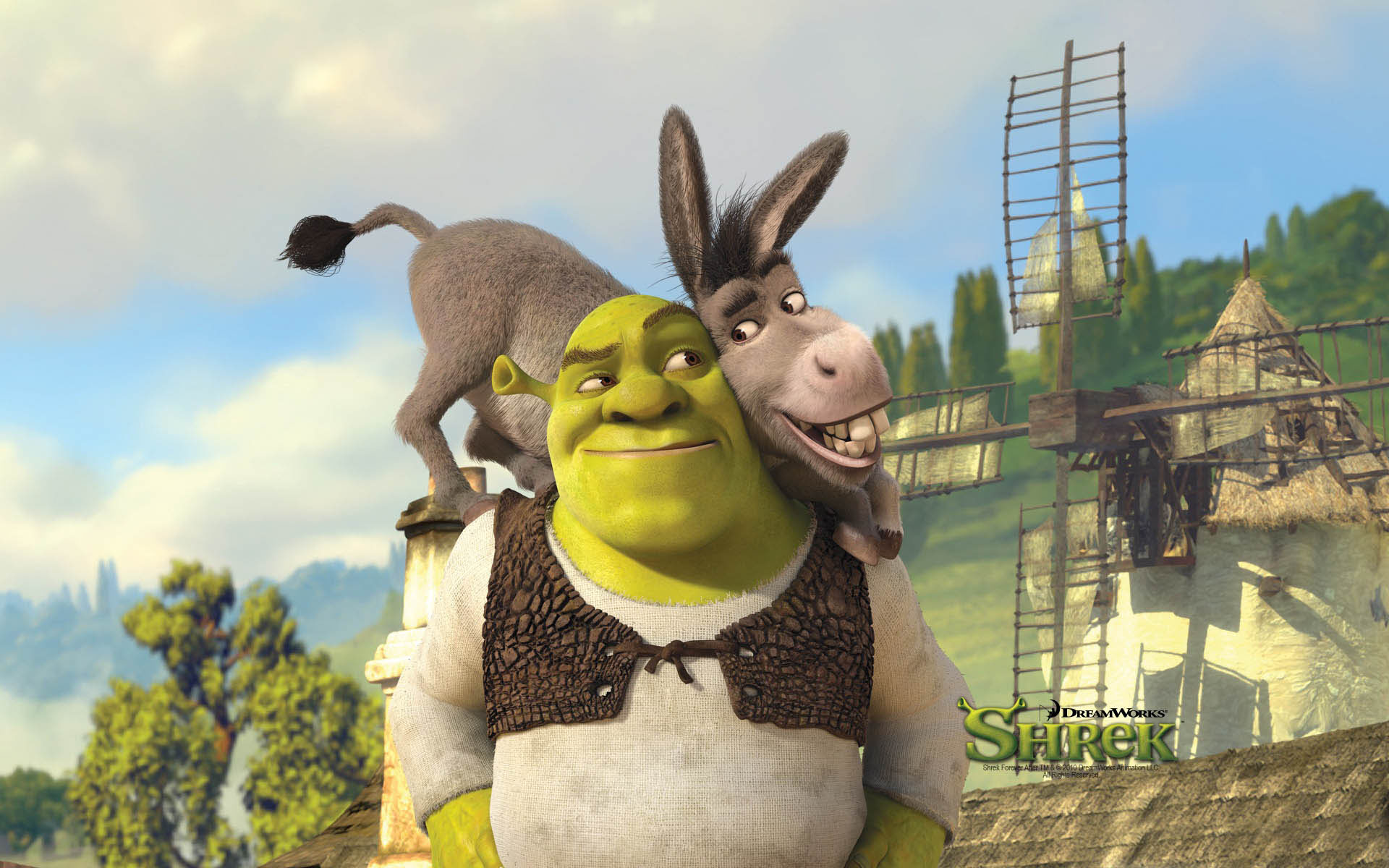 Shrek 5 oficial