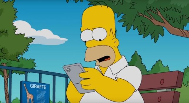 Homer, Zoo, Pokemon Go