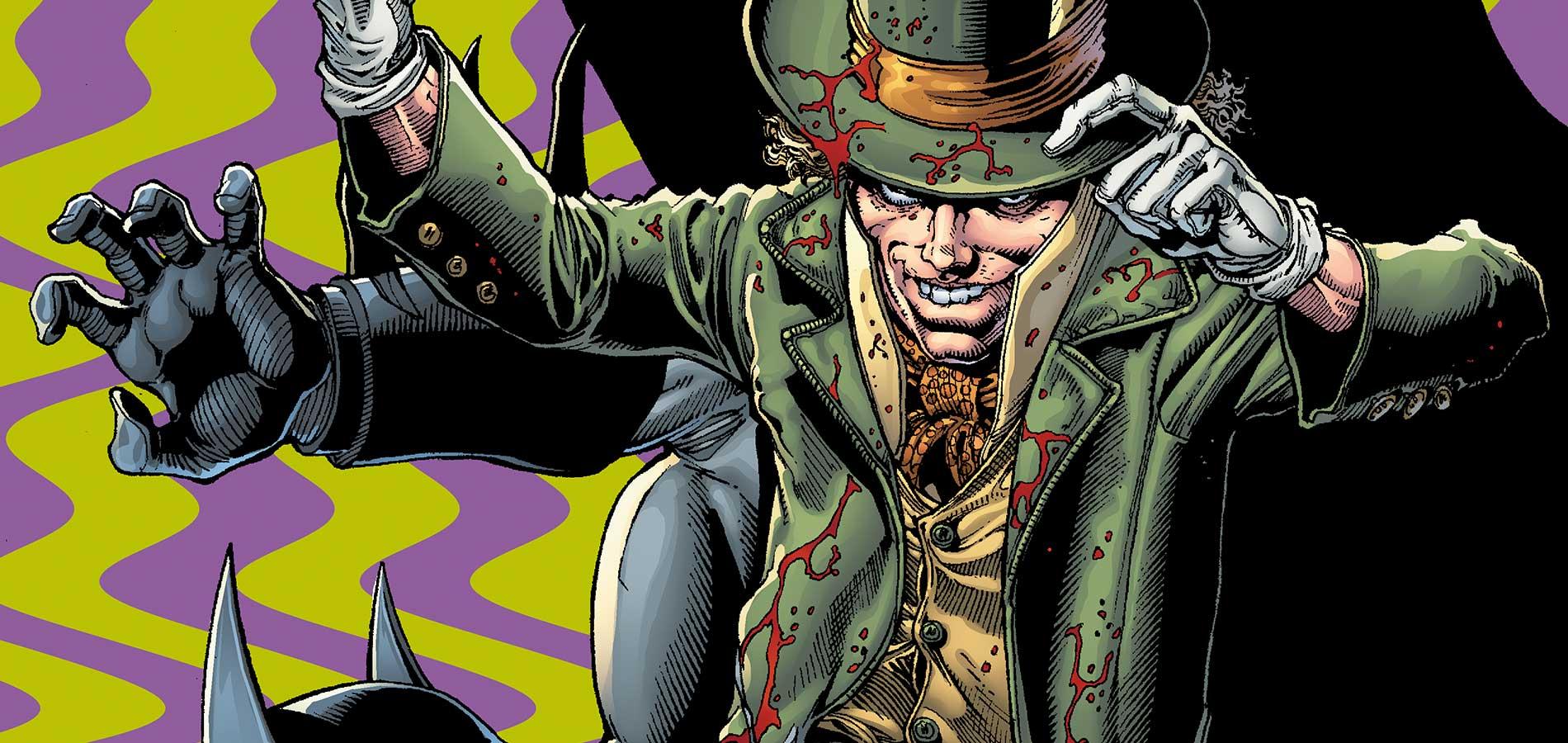El Sombrerero Loco en Batman