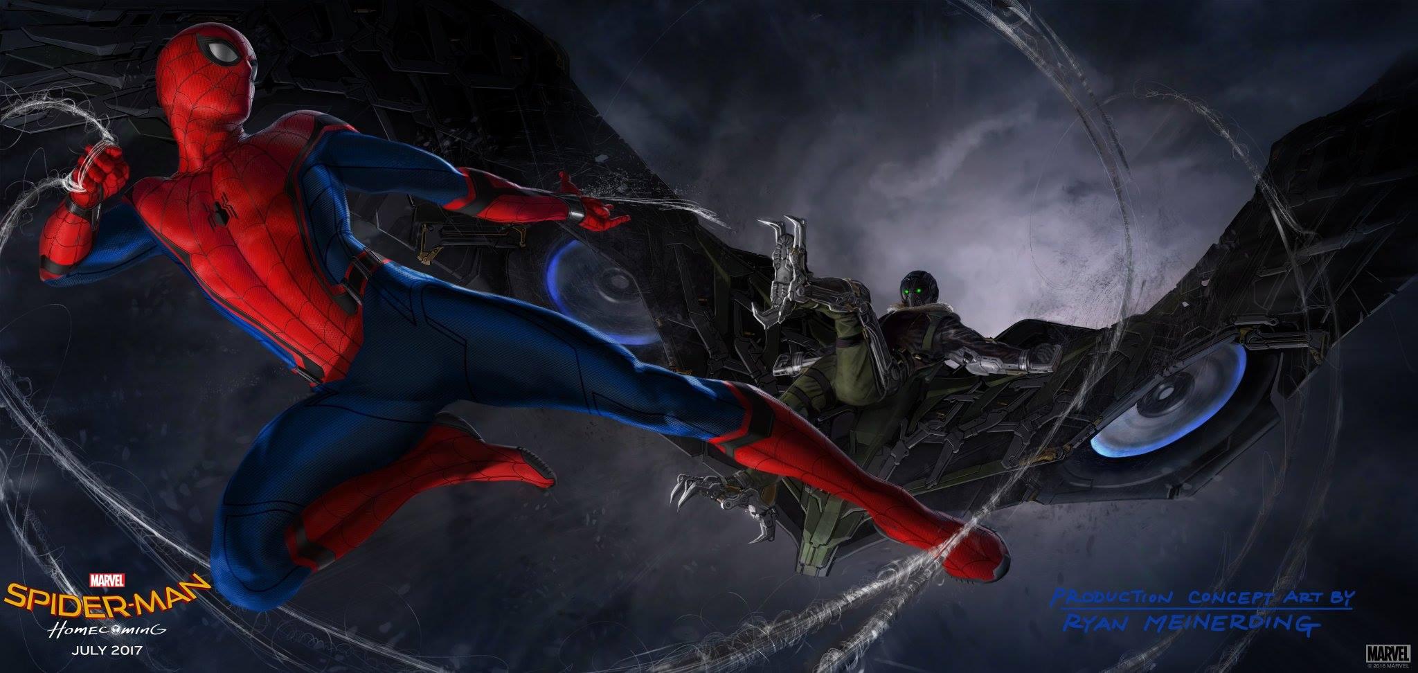 Spider-Man vs. Buitre