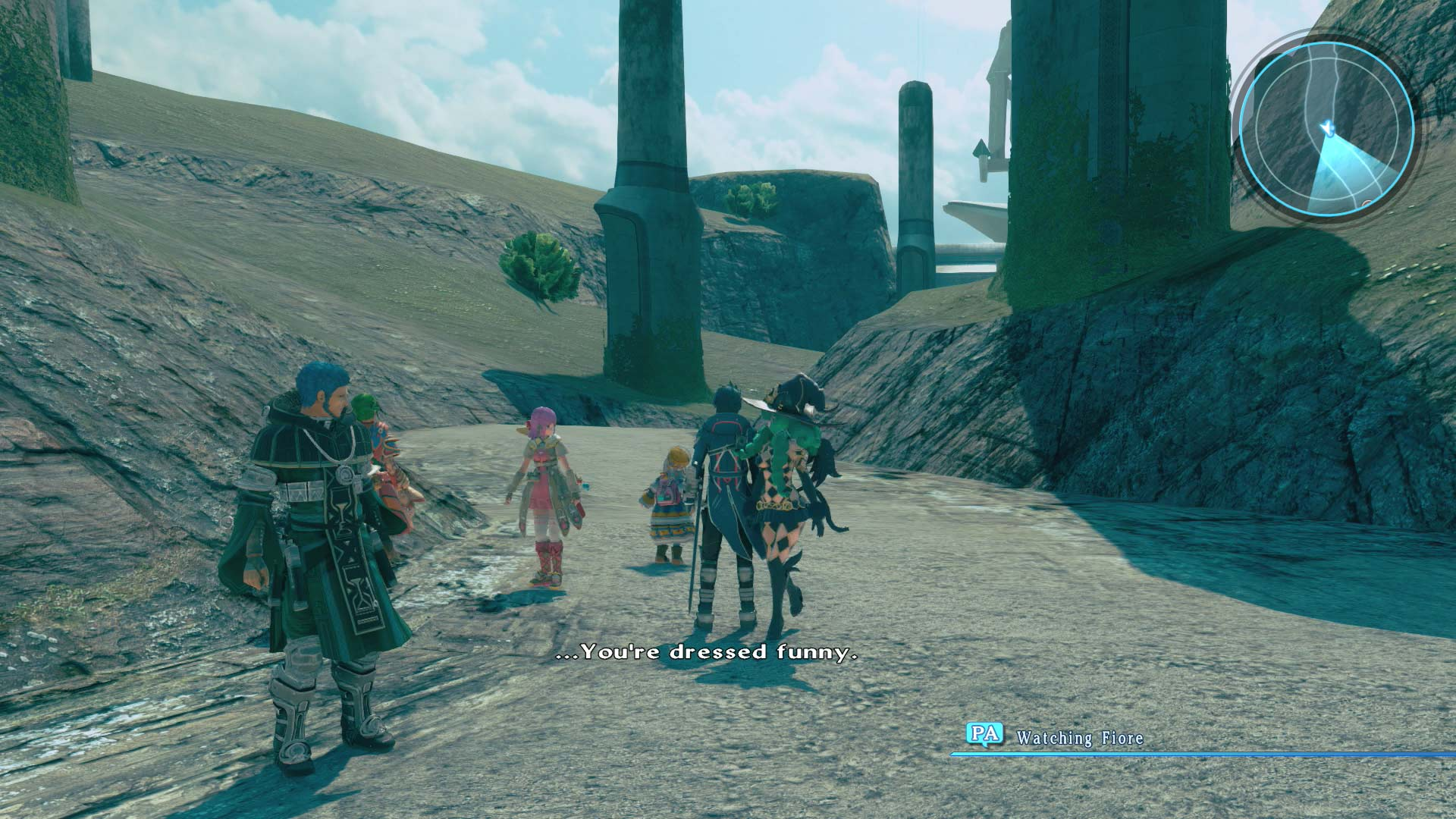 Star Ocean 5 Private Action Random