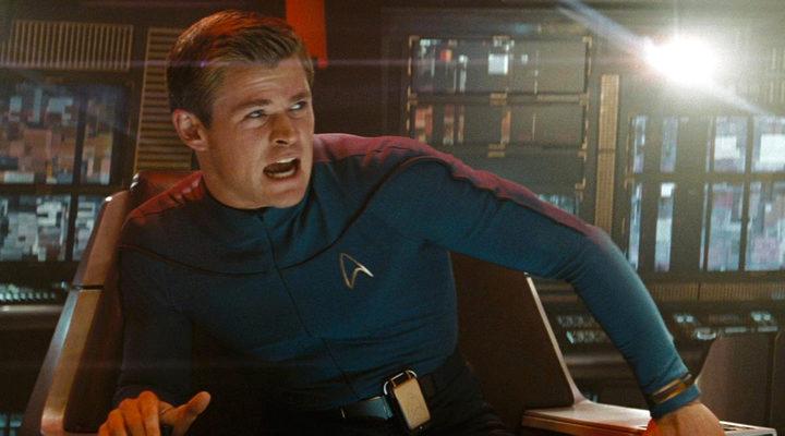 Capitán George Kirk, Chris Hemsworth, USS Kelvin