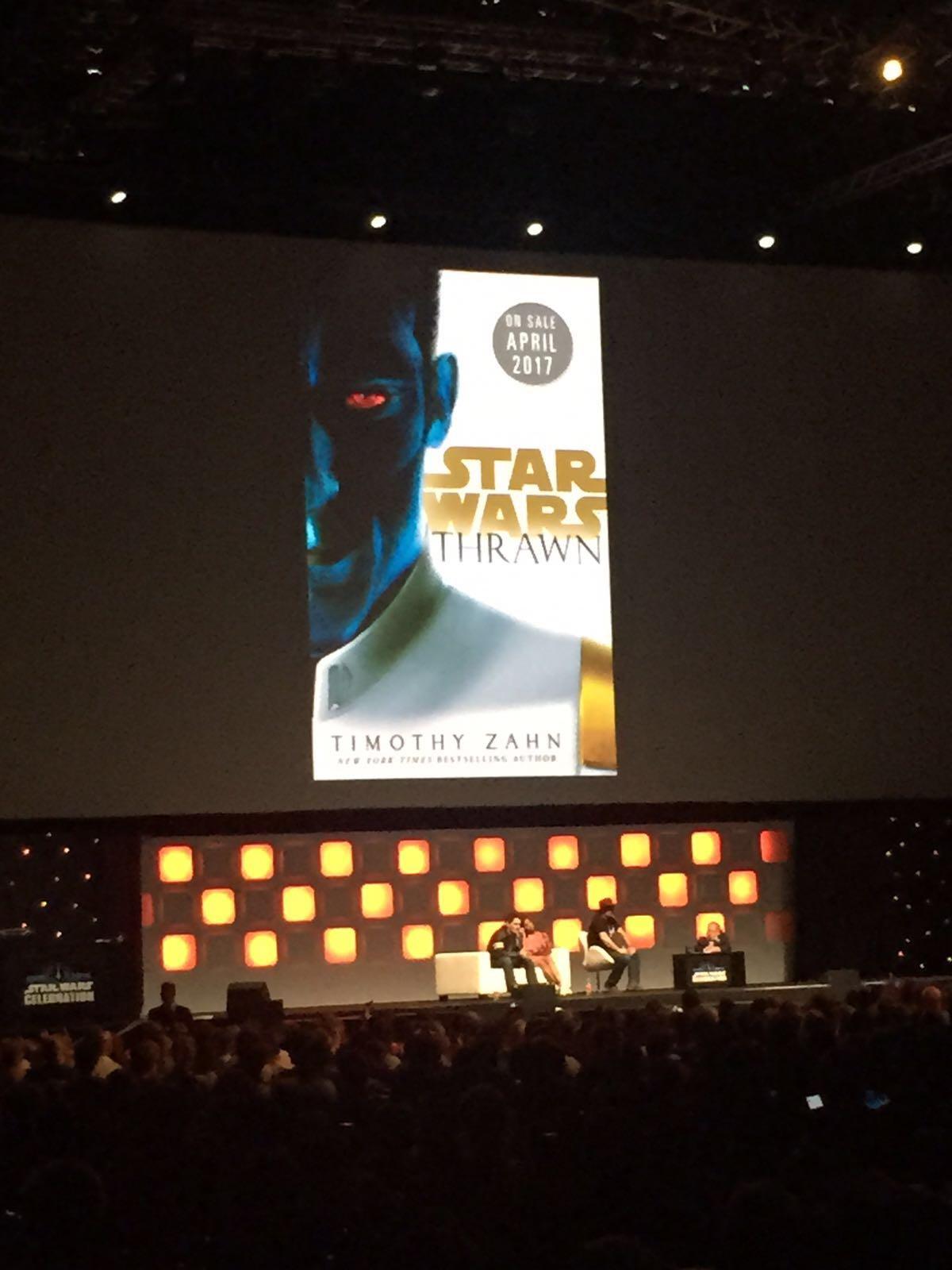Novela Star Wars Thrawn