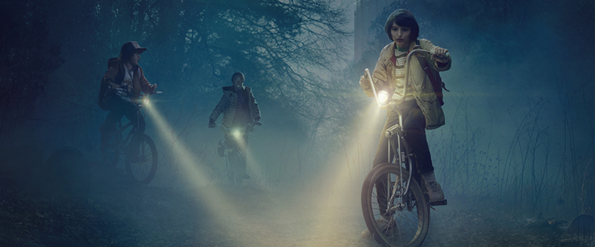 Niños de Stranger Things