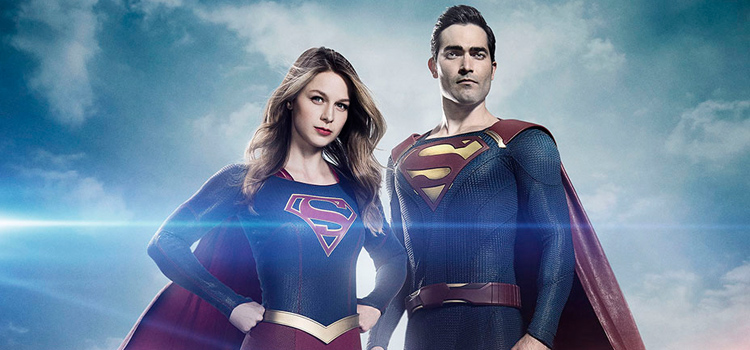 Superman, temporada 2, The CW