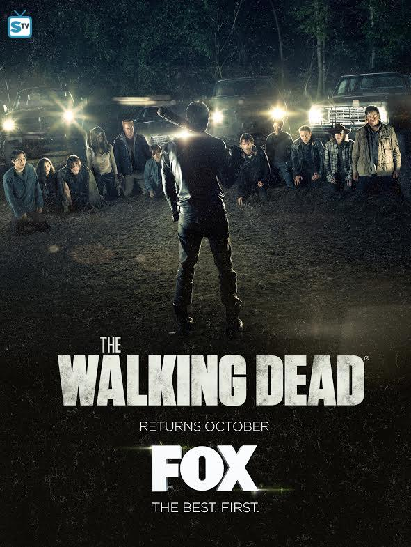 The Walking Dead 7x03 - The Cell [HDTV] [Sub]