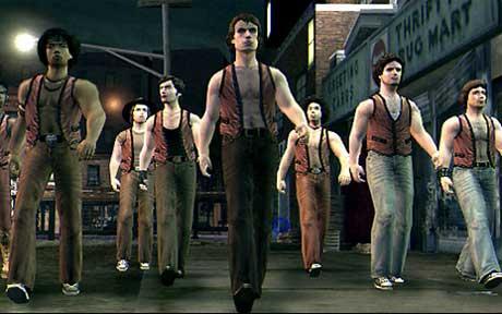 The Warriors en PS2 llega a PS4