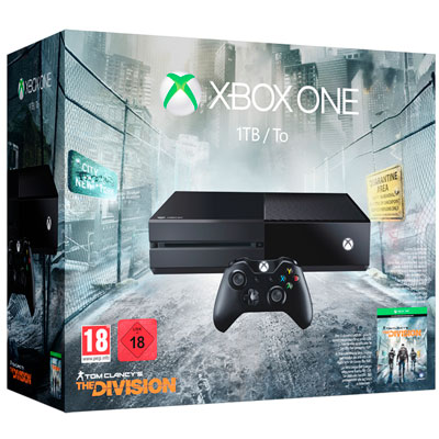 Xbox One bundle con The Division