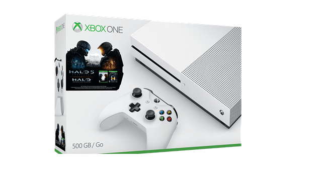 Xbox One S 500 GB Bundle