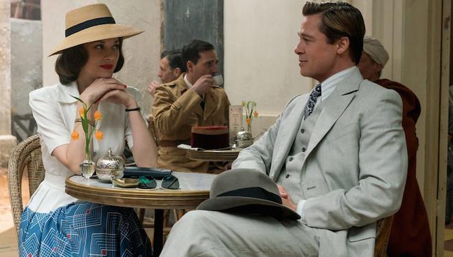 Aliados, tráiler con Brad Pitt y Marion Cotillard