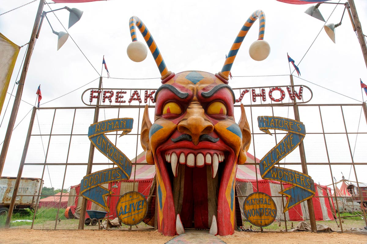 American Horror Story - Freak Show
