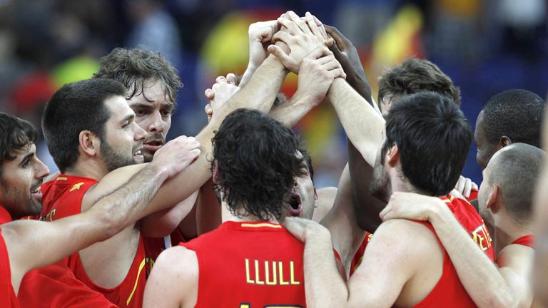 Baloncesto España JJ.OO 2016