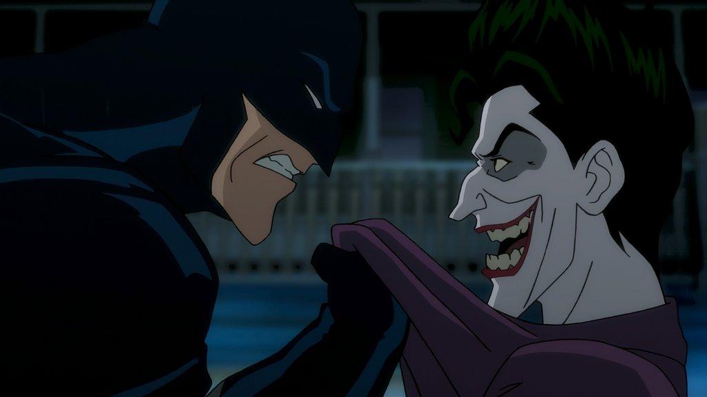 Batman animado