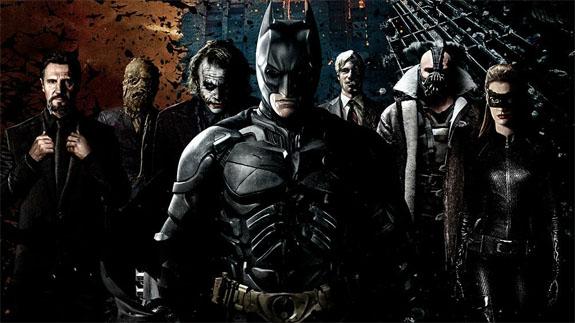 Batman DC Warner