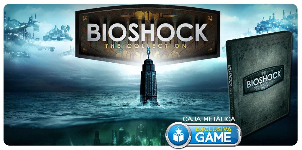 BioShock the Collection - Regalo de GAME