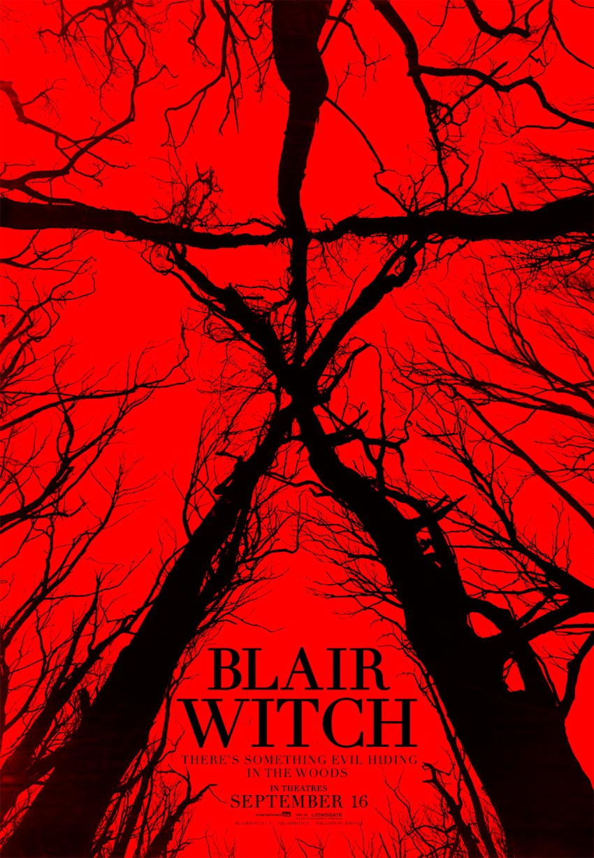 Blair Witch póster