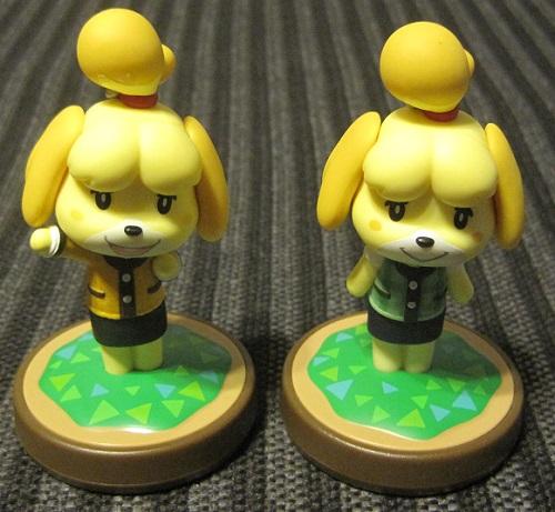 Canela Isabelle amiibo Animal Crossing