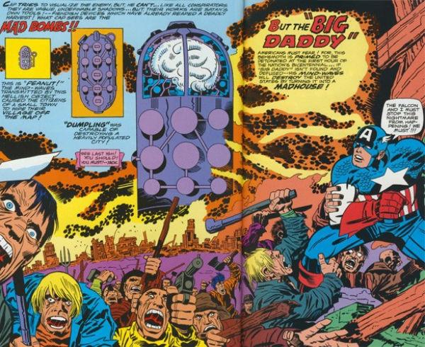 Capitán América: Civil War zombi