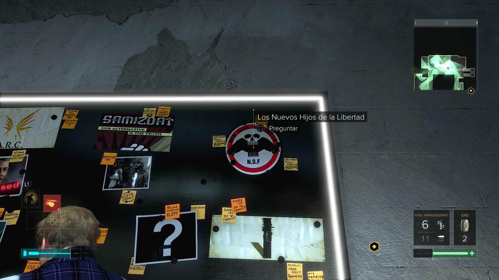 Deus Ex: Mankind Divided - Easter Eggs