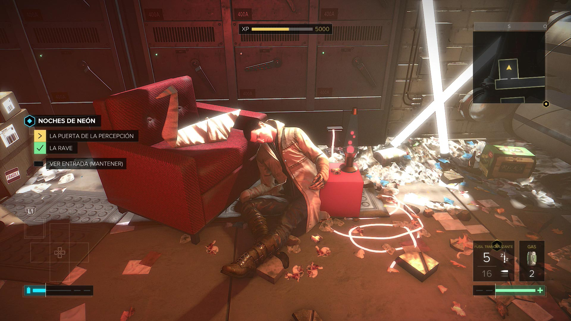 Deus Ex: Mankind Divided - MS0