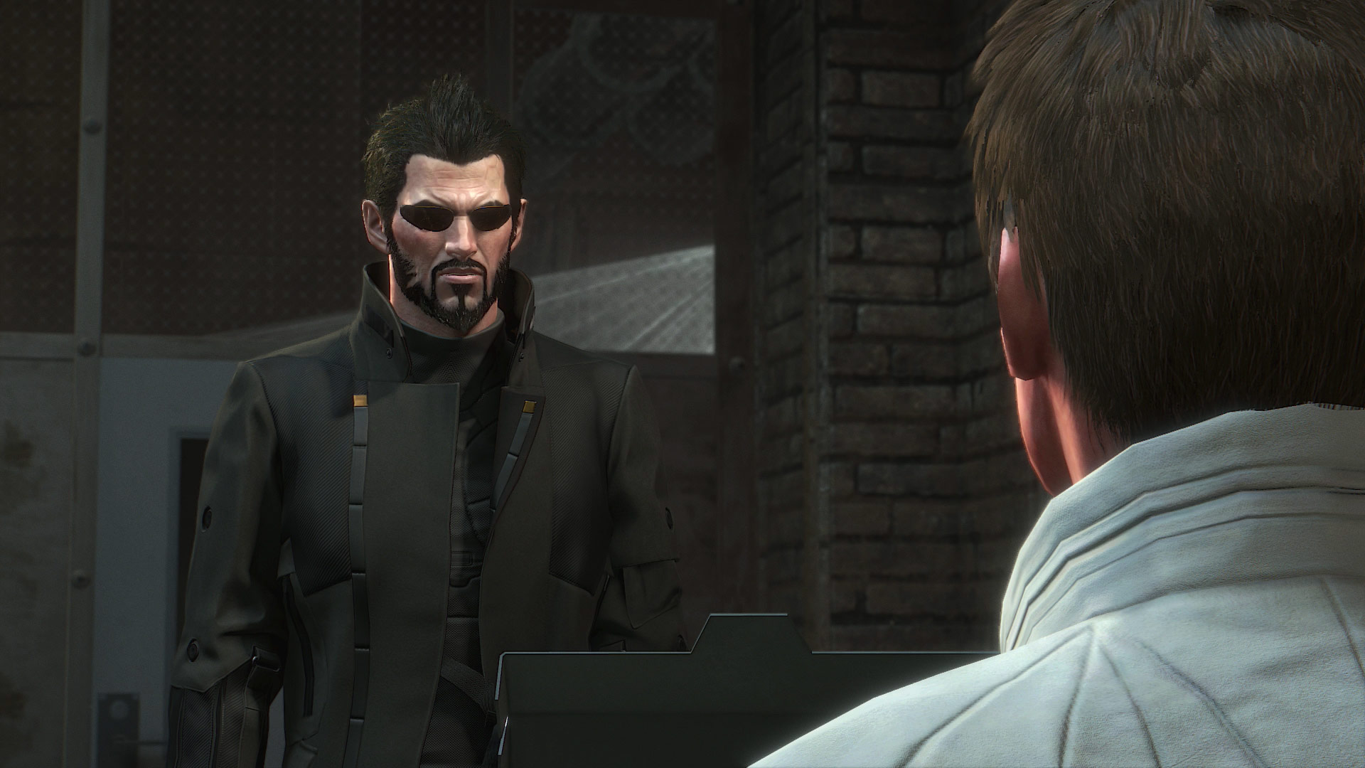 Deus Ex: Mankind Divided - MS0
