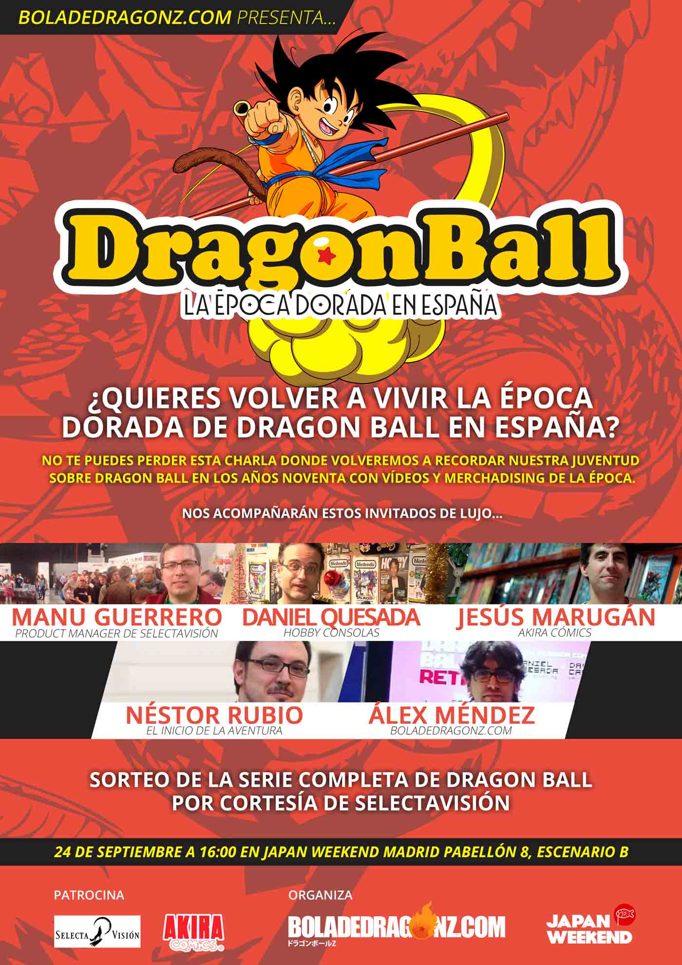 Dragon Ball Época dorada