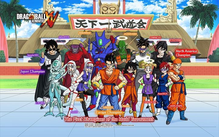 Dragon Ball Xenoverse HD