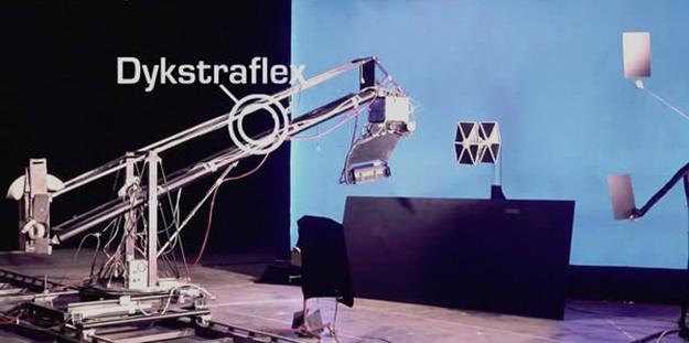 Industrial Light and Magic. Dykstraflex