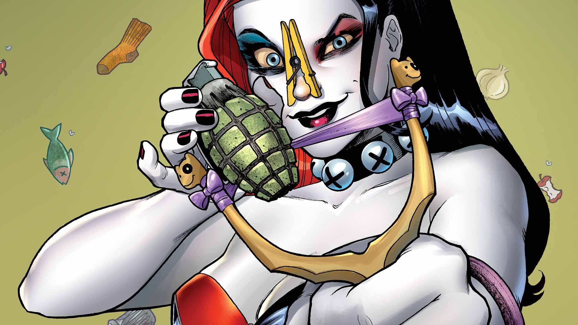 Escuadrón Suicida comics