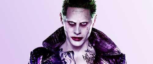 Escuadrón Suicida Joker Jared Leto
