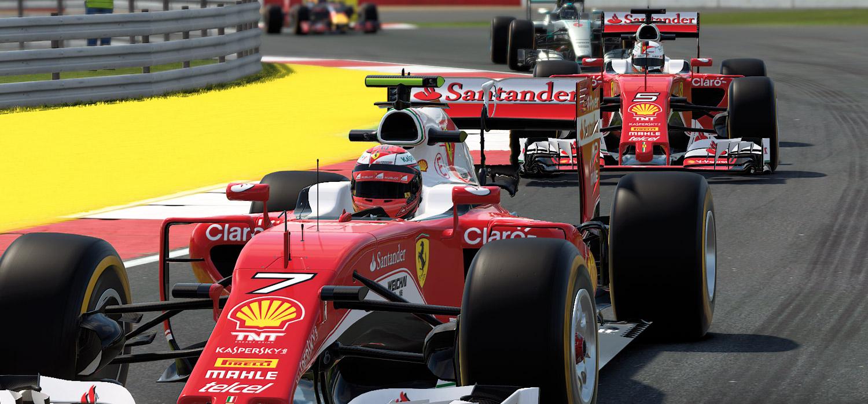 F1 2016 (PS4, Xbox One y PC)