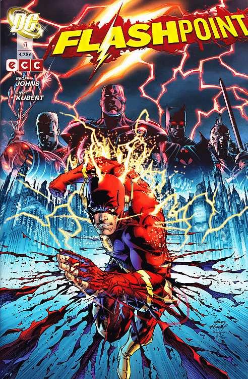 Flashpoint portada