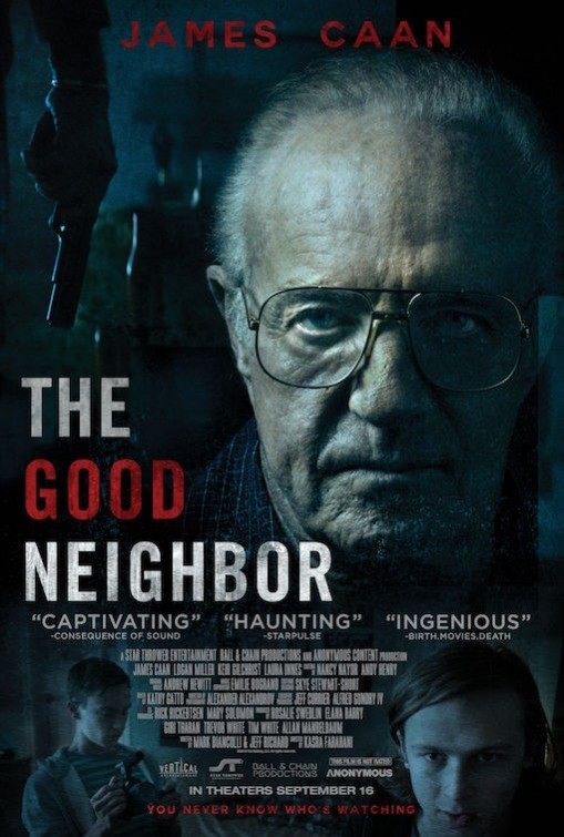 The Good Neighbor póster