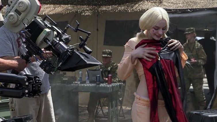 Harley Quinn traje original