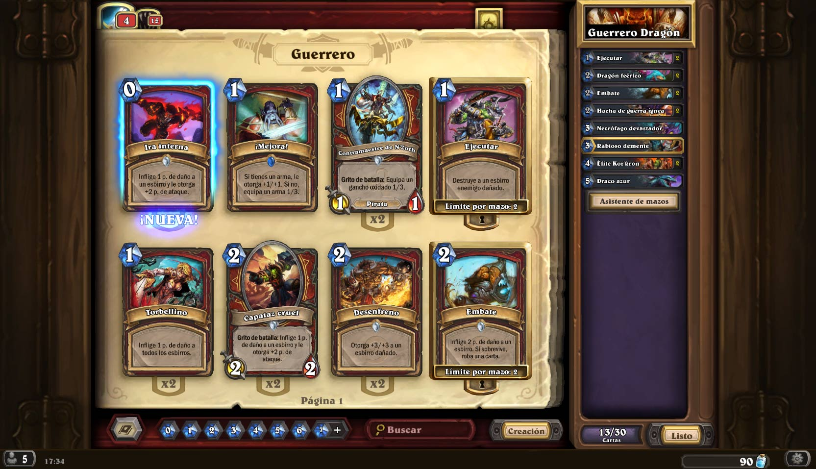 HearthStone - Mejores mazos