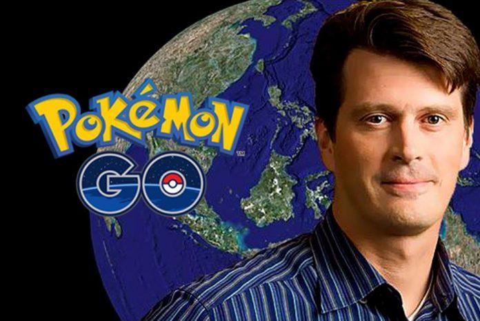 John Hanke creador de Pokémon GO
