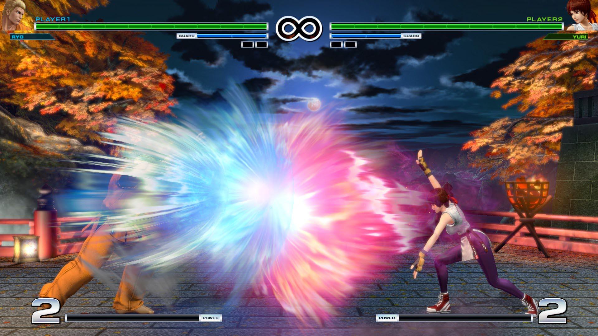 KOFXIV - Ryo vs Yuri